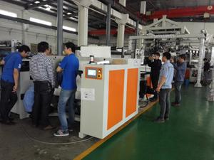 POE聚烯烴太陽能膠膜生產線設備