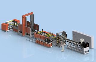 石頭紙生產設備