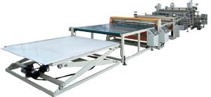ABS冰箱板生產線